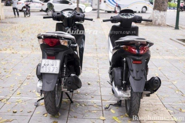 Có nên mua piaggio medley? So với Honda SH thì sao?