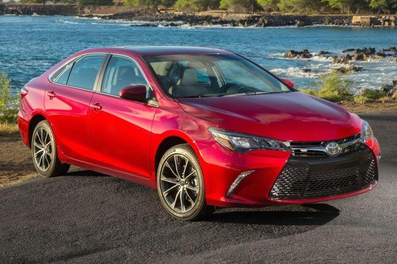 Đánh giá camry 2017 chiếc xe tầm trung mà chất lượng