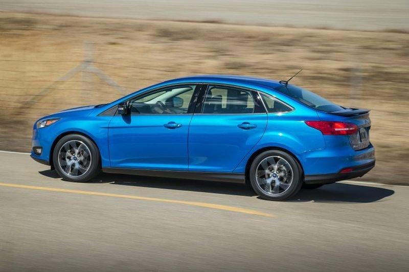 Đánh giá ford focus 2017 chiếc xe nhỏ mà có võ