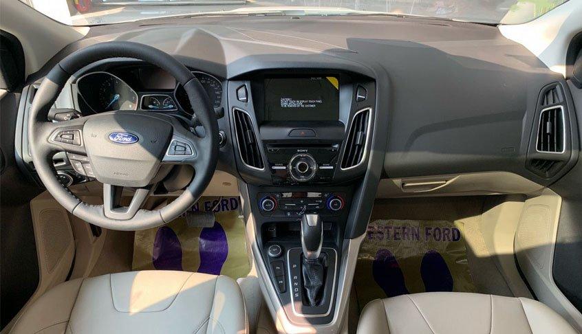 Đánh giá xe ford focus 2019 - chiếc xe ăn khách 2019