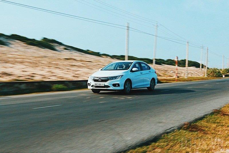 Đánh giá xe honda city 2017 chất lượng ra sao