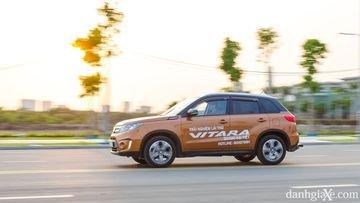 Người dùng đánh giá xe suzuki vitara như thế nào