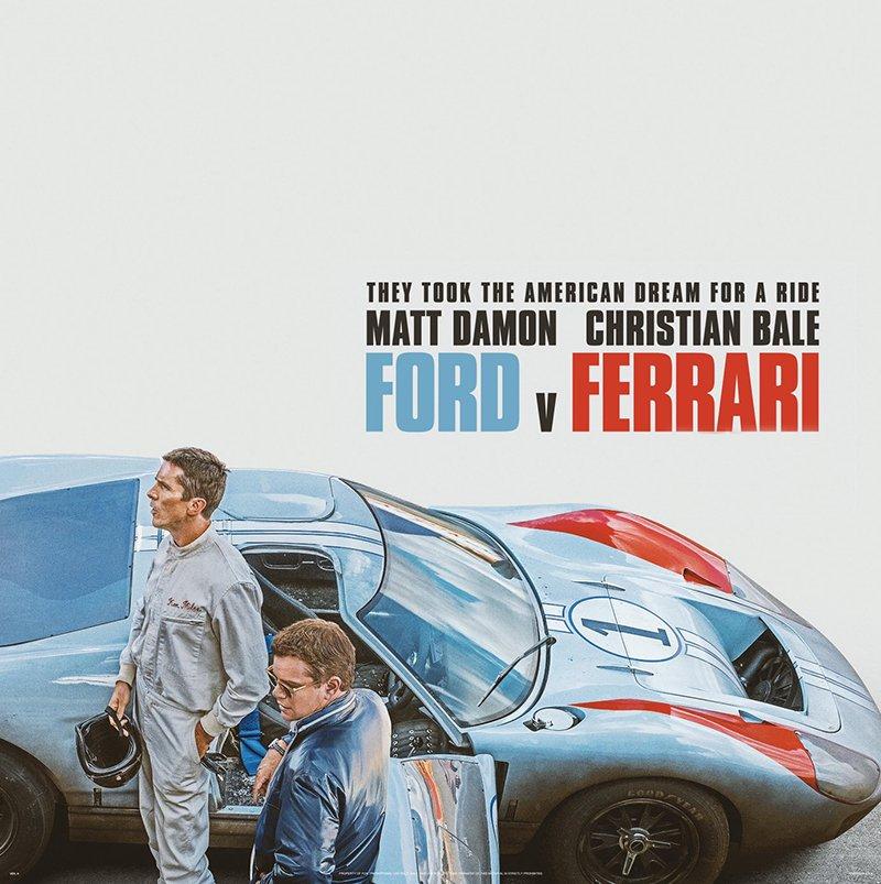 Review phim ford and ferrari, lịch sử về hai hãng xe hạng sang của nước Mỹ