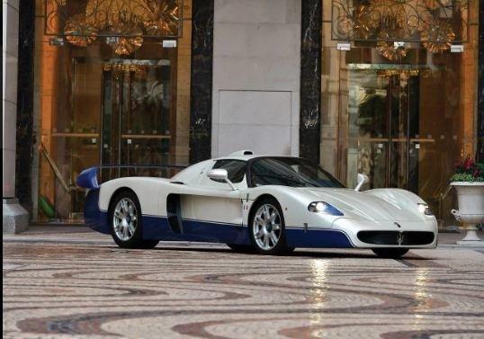 Tổng hợp 10 siêu xe có giá đắt nhất thế giới năm 2020