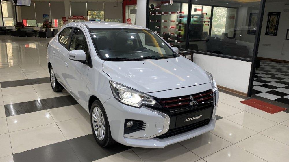 Phân tích xe mitsubishi attrage dành cho người muốn mua xe