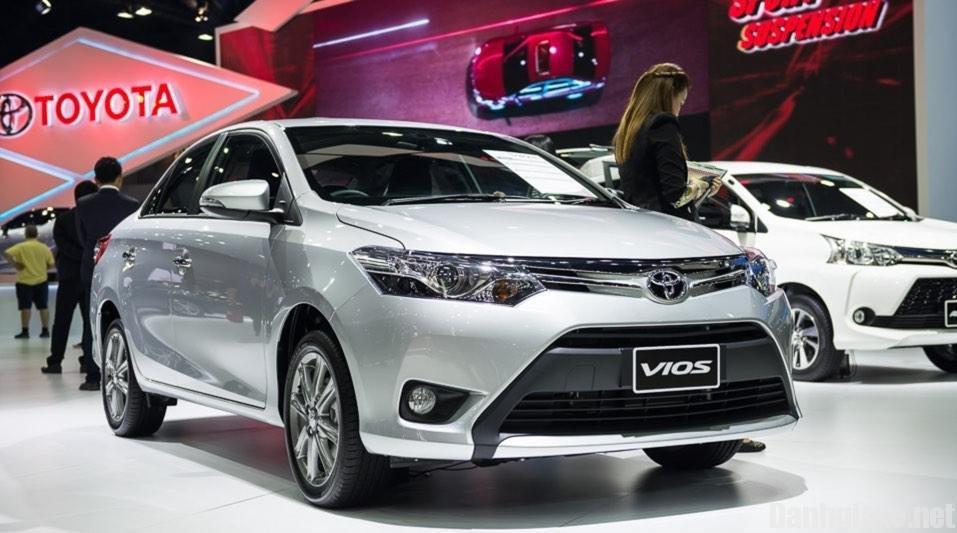 Phân tích xe toyota vios đang hot trên thị trường quốc tế