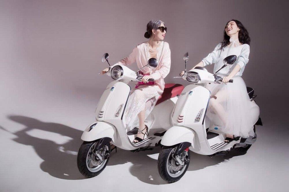 Tổng hợp các loại xe tay ga dành cho nữ mới nhất