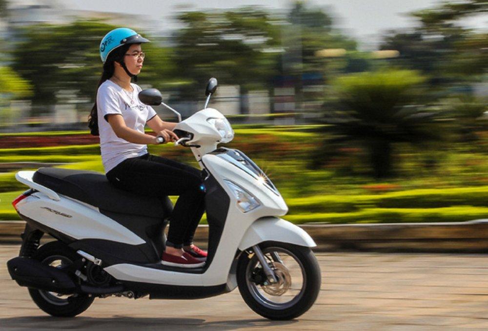 Cập nhật giá xe Yamaha Acruzo 2020 mới nhất
