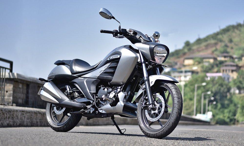 Mô tô Suzuki Intruder 150 mới ra mắt, giá bán 90 triệu đồng
