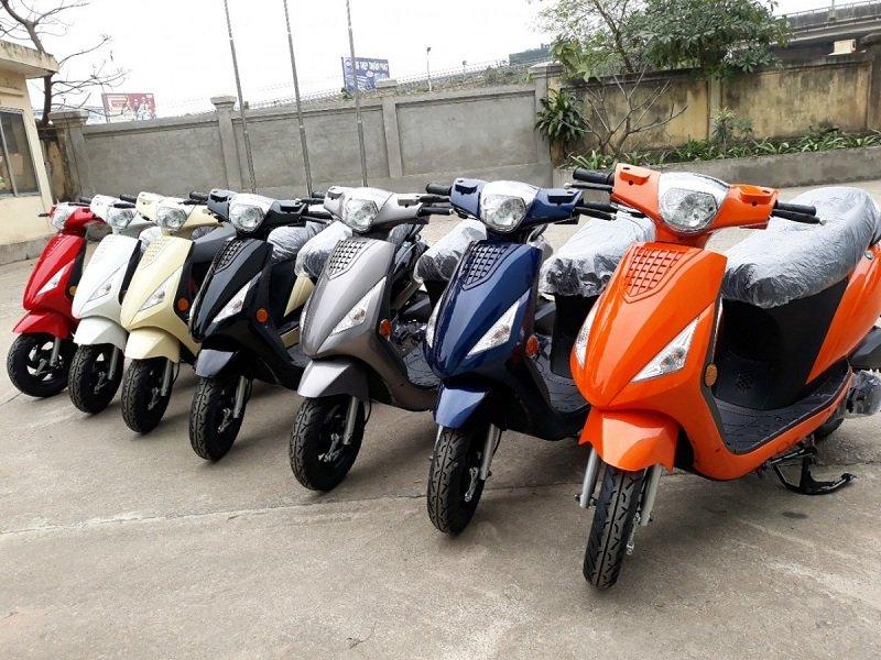Top 3 xe tay ga 50cc đượcgiới trẻ ưa chuộng nhất