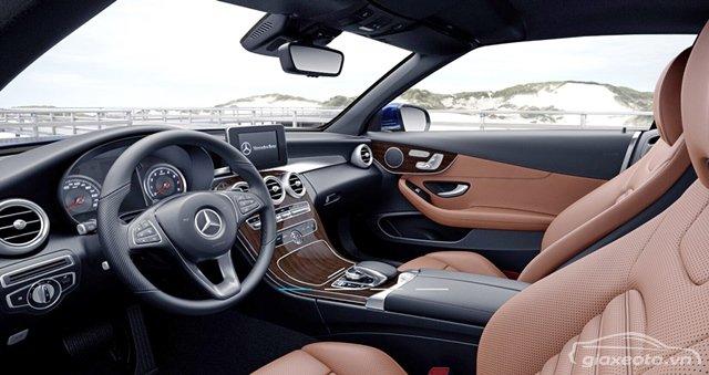 Đánh giá chi tiết dòng xe Mercedes Benz C200, có gì mới?
