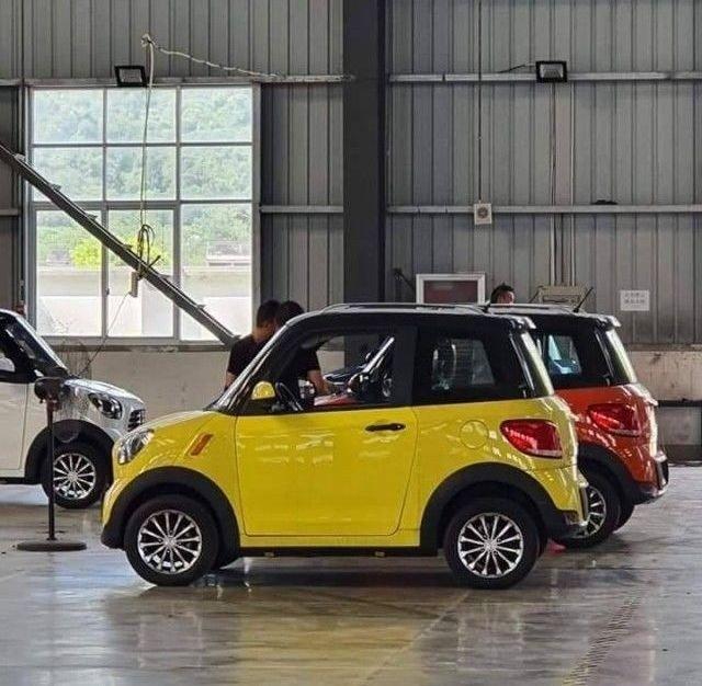 Những dòng xe ô tô điện giá rẻ bạn cần biết