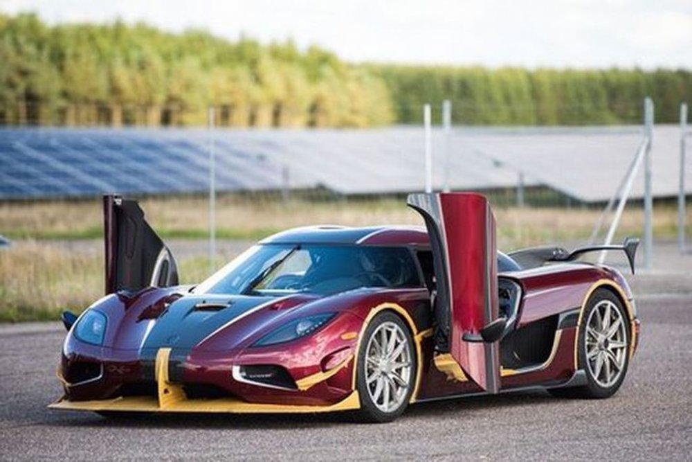 Tổng hợp những siêu xe có tộc độ nhanh nhất hiện nay