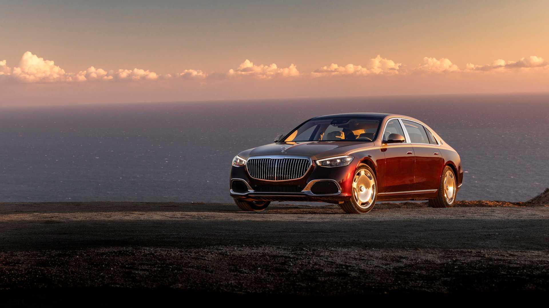 Bảng giá xe Mercedes-Benz 2021