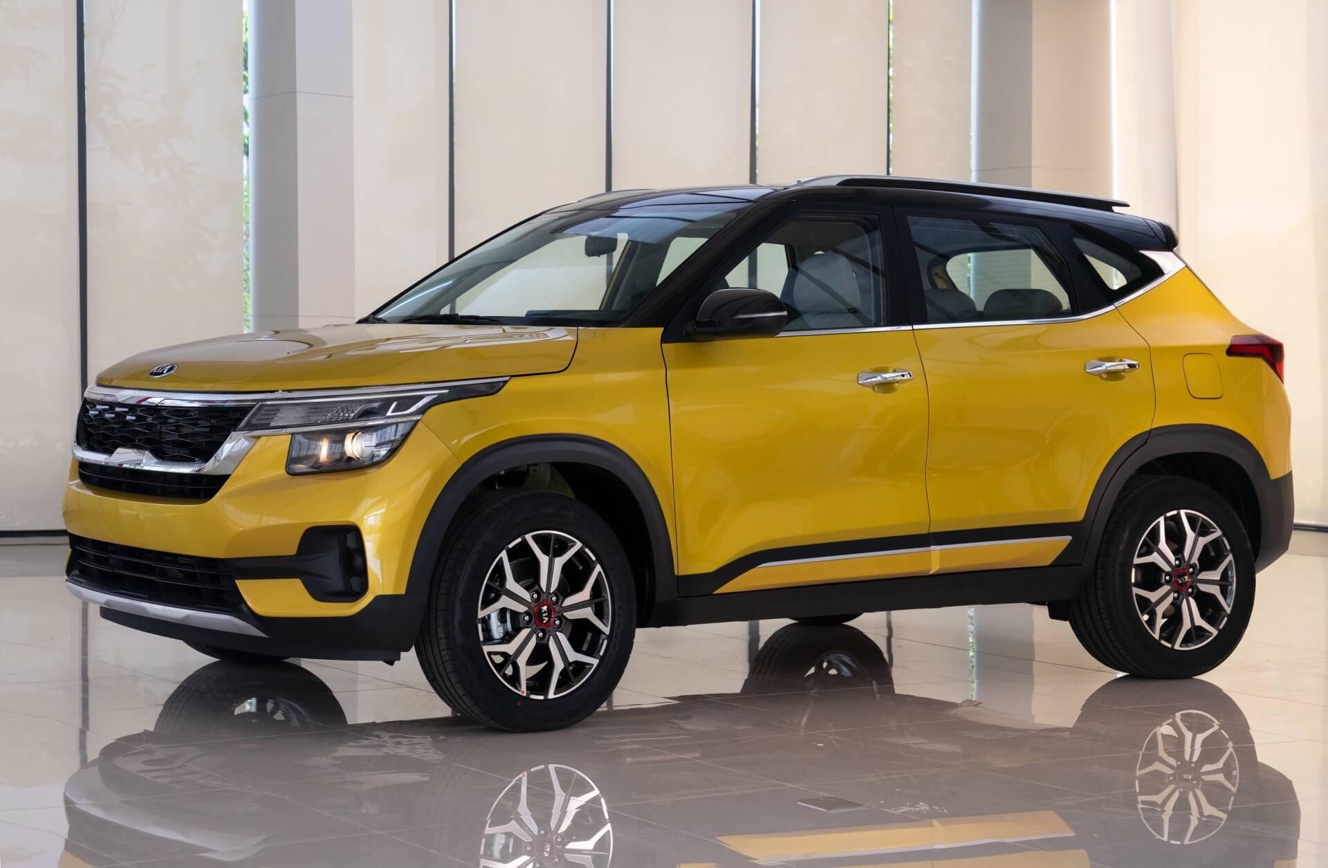 Đánh giá xe Kia Seltos 2021