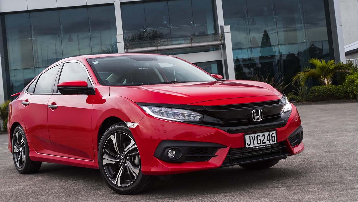 Bảng giá xe ôtô Honda 2021
